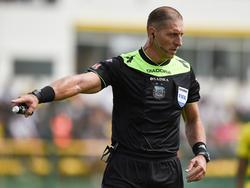 Nestor Pitana pfeifft das Eröffnungsspiel in Russland