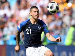 Lucas Hernández droht gegen Uruguay auszufallen