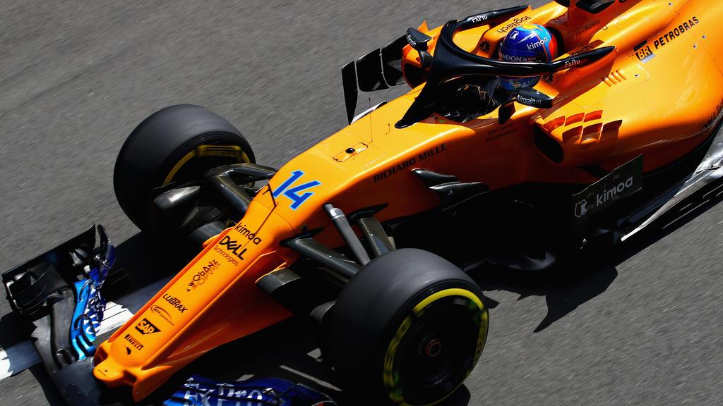 Fernando Alonso ist mit P13 zufrieden und hofft am Sonntag auf Punkte