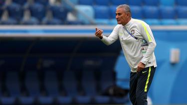 Bleibt Coach von Rekordweltmeister Brasilien: Tite