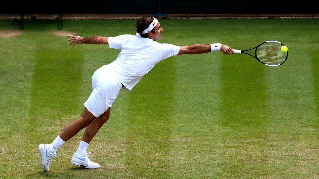 Roger Federer unterlag in einem wahren Marathonmatch