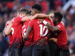 United-Jubel