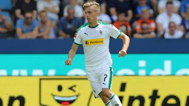 Patrick Herrmann tat sich im Test gegen Southhampton als doppelter Torschütze hervor