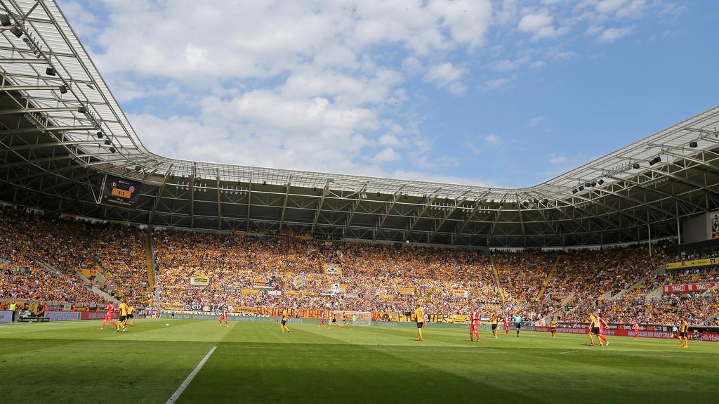 Dynamo Dresden erhält von der Stadt vier Millionen Euro Fördermittel