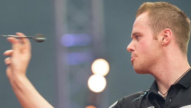 MaxHopp peilt bei der EM in Dortmund den Einzug ins Viertelfinale an