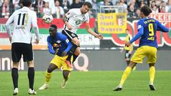 Keinen Sieger gab es im Duell zwischen RB Leipzig und dem FC Augsburg