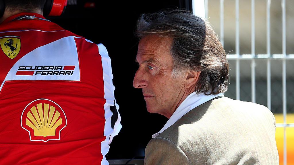 Luca di Montezemolo ist begeistert von Lewis Hamiltons Leistung