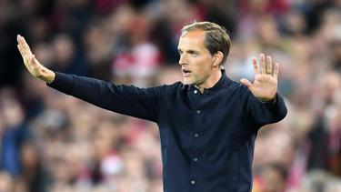 Ist in der Liga noch ungeschlagen: PSG-Coach Thomas Tuchel