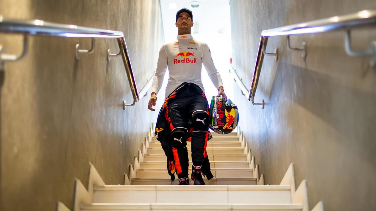Frust machte sich bei Daniel Ricciardo im Vertragspoker breit