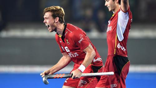 Belgien ist neuer Hockey-Weltmeister