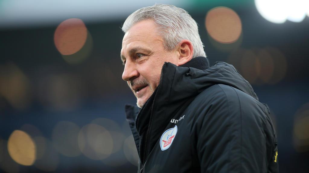 Pavel Dotchev steht bei Hansa Rostock nicht mehr länger unter Vertrag