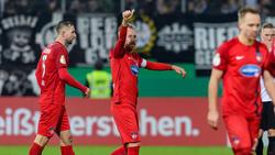 Marc Schnatterer traf für den FC Heidenheim zum Sieg