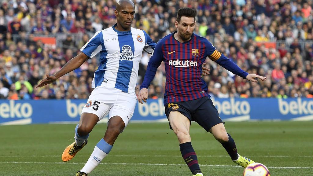 Lionel Messi traf gegen Espanyol doppelt