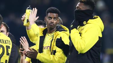 Wechselt Alexander Isak vom BVB in La Liga?