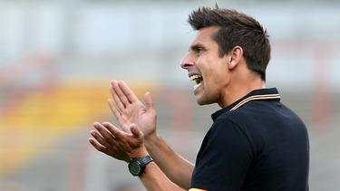Marcel Rapp kann mit Hoffenheims U19 die Youth League gewinnen