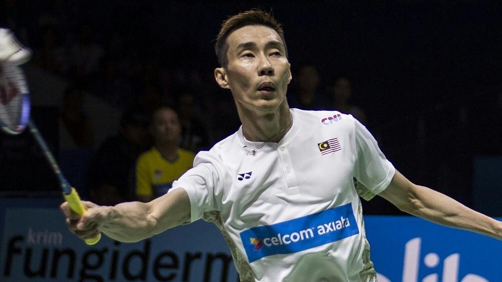 Die Badminton-WM in Basel findet ohne Lee Chong Wei statt