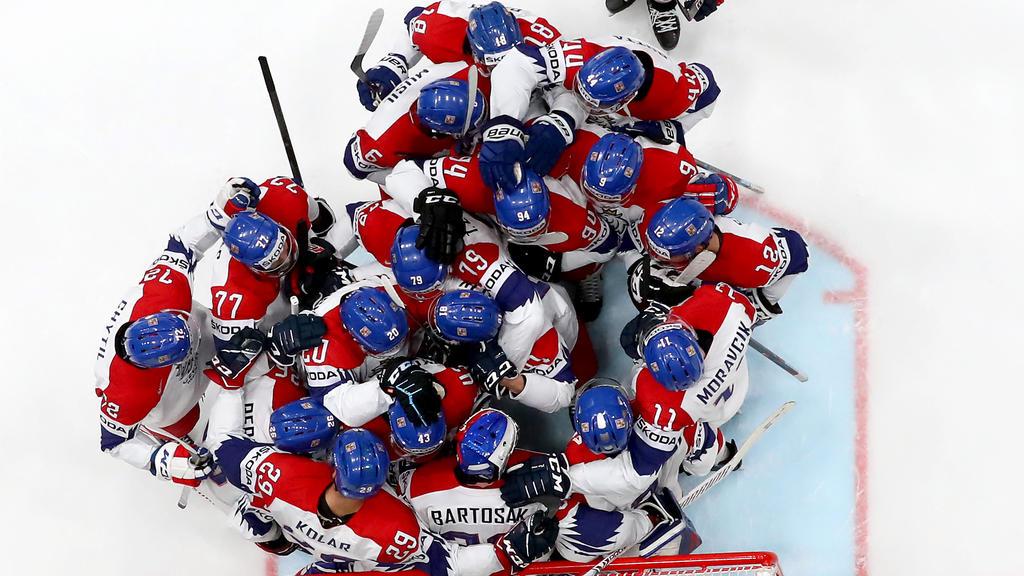 Im nächsten Jahr wird die Eishockey-WM in der Schweiz stattfinden