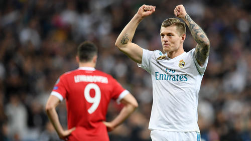 Im Dokumentarfilm  KROOS übt Toni Kroos Kritik an Bayern München