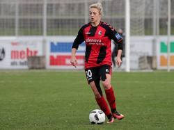 Carolin Simon wurde erstmals in den DFB-Kader berufen