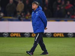 Darmstadt sucht einen Nachfolger für Interimscoach Ramon Berndroth