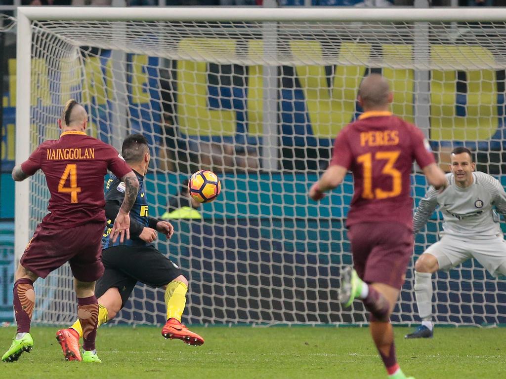 El belga marcó dos golazos desde fuera del área. (Foto: Getty)