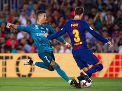 Cristiano Ronaldos Arbeitsnachweis gegen Barça: Einwechslung, Tor, Rote Karte