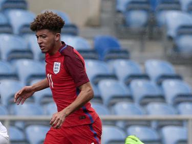 Jadon Sancho bleibt offenbar doch weiter bei der englischen U17-Nationalmannschaft