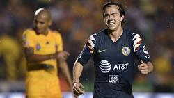 Córdova marcó el único gol del América.
