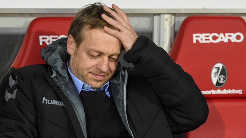 Klemens Hartenbach ist der Sportdirektor des SC Freiburg