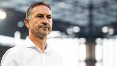 Achim Beierlorzer wurde beim 1. FC Köln entlassen