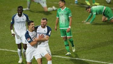 Hart erkämpfter Heimsieg für den VfL Bochum