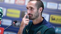 Steht mit Italien im Finale der EM 2021: Giorgio Chiellini