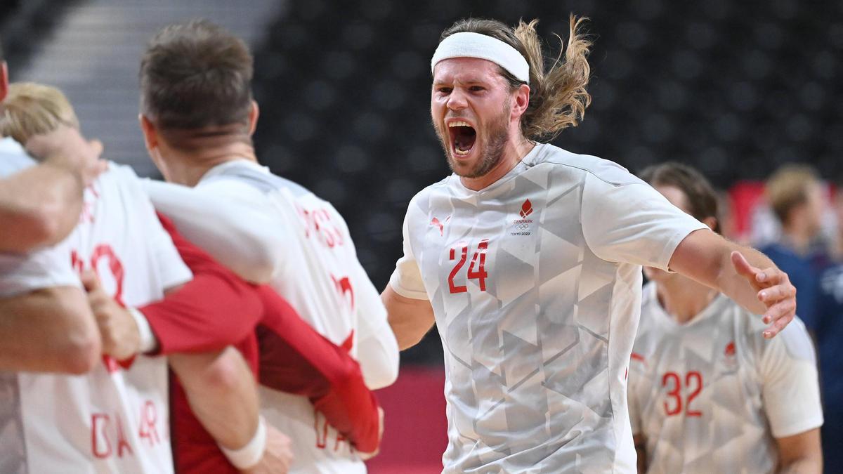 Dänemark steht im Olympia-Finale