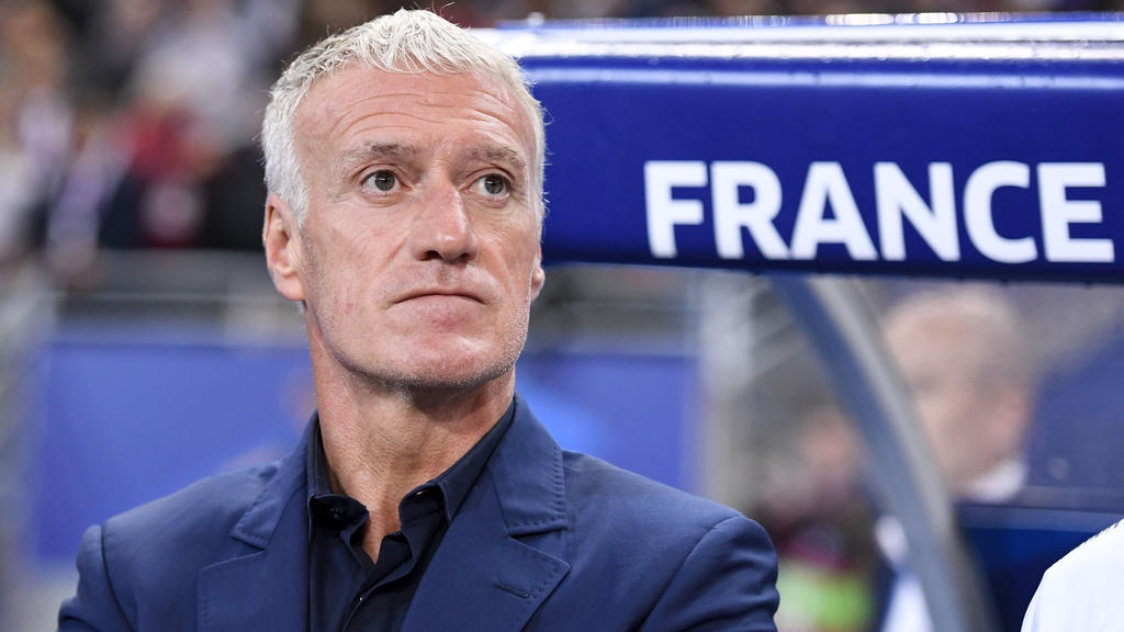 Didier Deschamps sieht Deutschland als