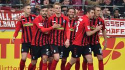 Der SC Freiburg schielt auf Europa
