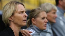 Voss-Tecklenburg und DFB-Frauen auf dem Weg nach Faro