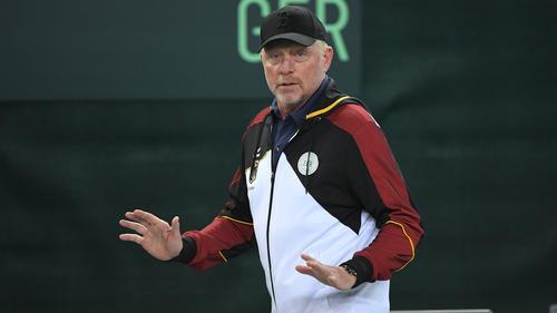 Boris Becker hat sich zur Wimbledon-Absage öffentlich geäußert