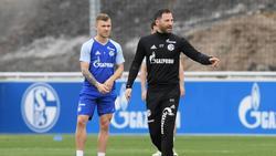 Max Meyer spielte beim FC Schalke 04 unter Domenico Tedesco