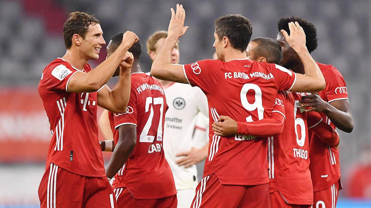 Der FC Bayern steht im Finale des DFB-Pokals