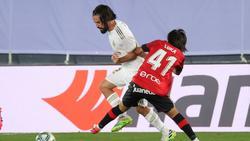 Real Mallorcas Luka Romero schreibt Geschichte