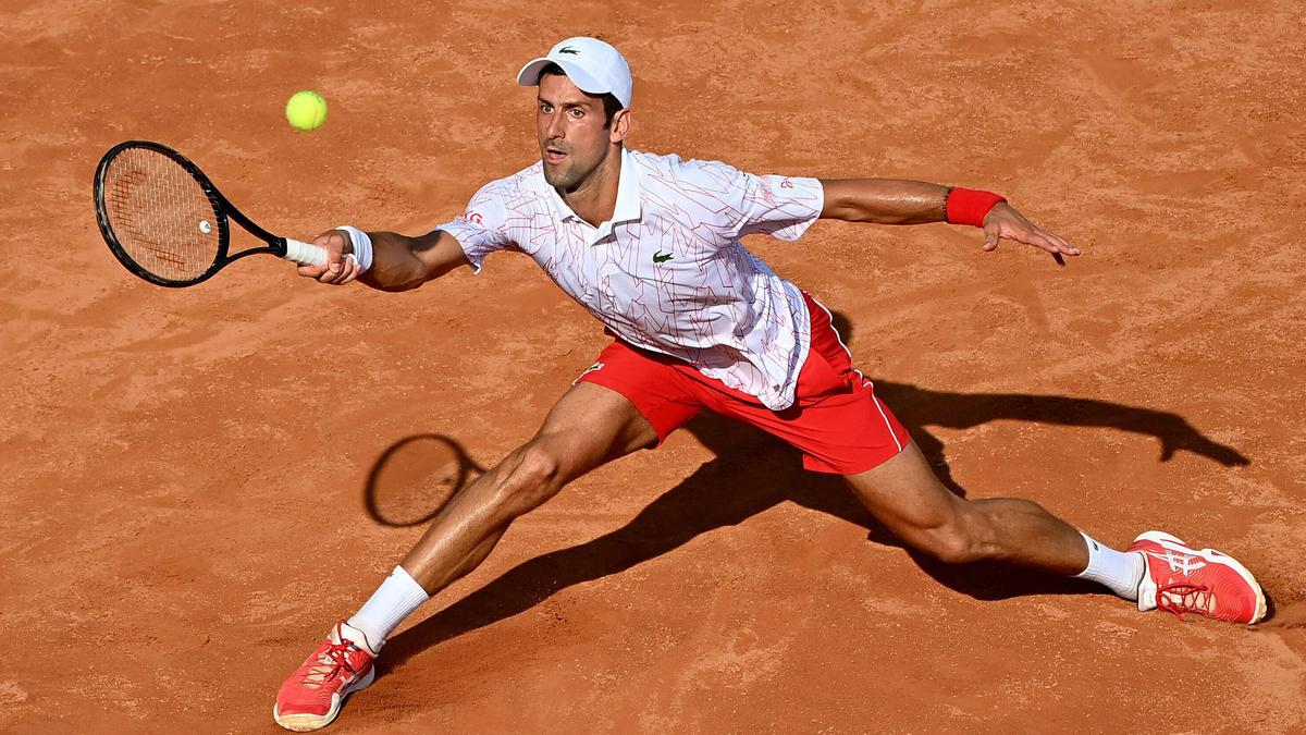 Novak Djokovic setzte sich gegen Diego Schwartzman durch