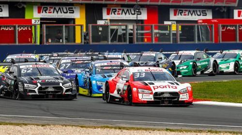 Das DTM-Saisonfinale findet in diesem Jahr ohne Zuschauer statt