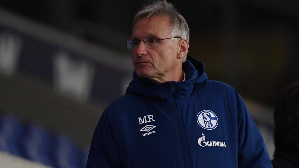 Michael Reschke kam im Sommer 2019 zum FC Schalke