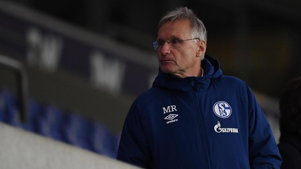 Michael Reschke arbeitet nicht mehr länger für den FC Schalke 04