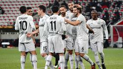 Mit einem Sieg gegen Slavia würde sich Bayer den Gruppensieg sichern