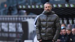 Marco Rose steht mit Gladbach unter Druck
