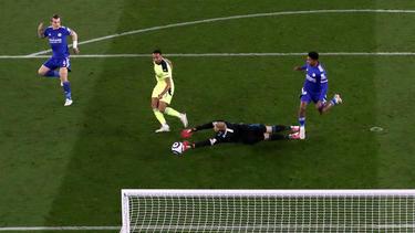 Leicester City verliert in der Premier League gegen Newcastle