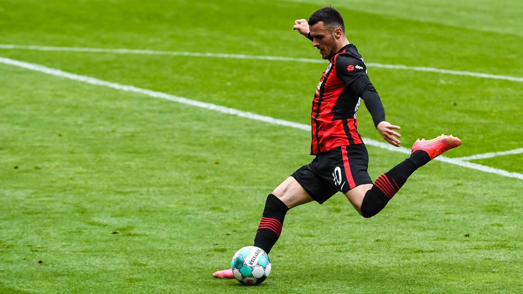 Filip Kostic könnte Eintracht Frankfurt im Sommer verlassen