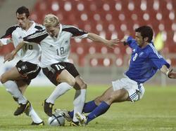 Deutsche U21 unterliegt Griechenland