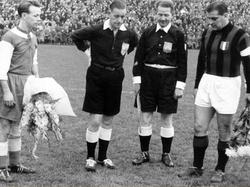 CL 1955: Saarbrücken empfängt den AC Mailand